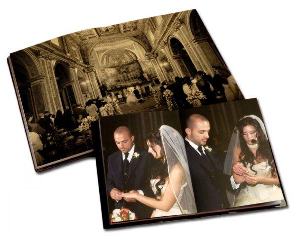 Album per il matrimonio tradizionale o fotolibro for Foto di un libro
