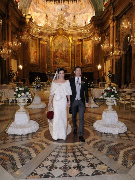 Foto Santi Giovanni e Paolo - Roma Matrimonio