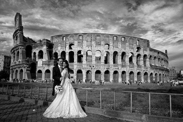 Colosseo In Bn